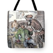 Amman: Dentist, 1568 Tote Bag