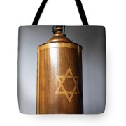 Ancient Torah Scrolls From Yemen  Tote Bag
