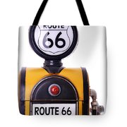 Antique Fuel Pump Tote Bag