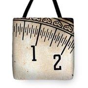 Antique Scale Tote Bag