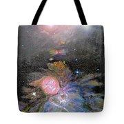 Aphrodite In Orion's Nebula Tote Bag
