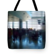 Arrival Tote Bag