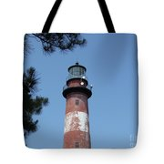 Assateague Lighthouse Tote Bag