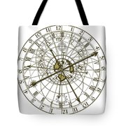 Astronomical Clock Tote Bag