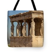 Athens, Attica, Greece. Porch Tote Bag