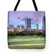 Austin At Twilight Tote Bag