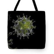 Avian Influenza Virus H5n1 Tote Bag