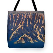 Bad Lands Tote Bag