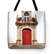 Baroque Portal Tote Bag