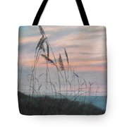 Beach Morning View Tote Bag
