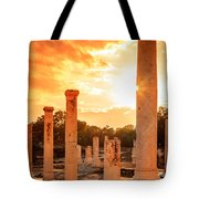 Beit She'an Tote Bag