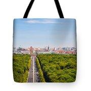 Berlin Panorama Tote Bag