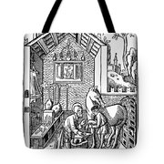 Blacksmith, C1250 Tote Bag