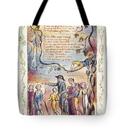 Blake: Songs Of Innocence Tote Bag