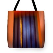 Blur City Tote Bag