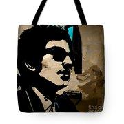 Bob Dylan Recording Session Tote Bag