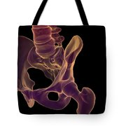 Bones Of The Hip Tote Bag