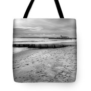 Bournemouth Beach Tote Bag