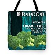 Broccoli Farm Tote Bag