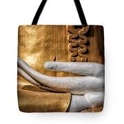 Buddha Hand Tote Bag