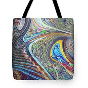 By Every Means  Tote Bag