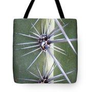 Cactus Thorns Tote Bag
