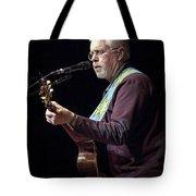 Canadian Folk Rocker Bruce Cockburn Tote Bag