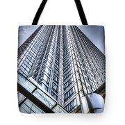 Canary Wharf Tower Tote Bag