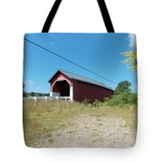 Carlton Bridge Tote Bag