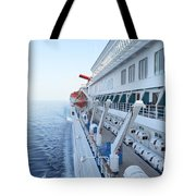 Carnival Elation Tote Bag
