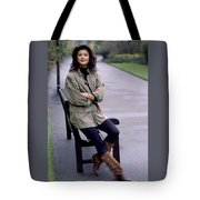 Catherine Zeta Jones Tote Bag