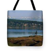 Chambers Bay Golf Course - University Place - Washington Tote Bag