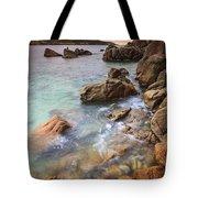 Chanteiro Beach Galicia Spain Tote Bag