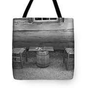 Checkers Game Tote Bag