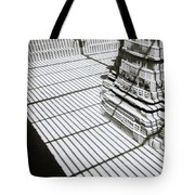 Purity Of Light Tote Bag