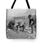Chicago Marbles, 1941 Tote Bag