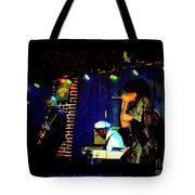 Chuck Berry At Blueberry Hill 12-11-13 Tote Bag