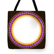 Circle Motif 139 Tote Bag