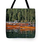 Show Boats Tote Bag