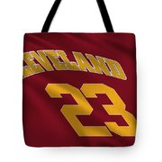 Cleveland Cavaliers Uniform Tote Bag