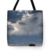 Clouds Over Maasai Mara, Kenya Tote Bag