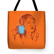 Commissioned Portraits Tote Bag