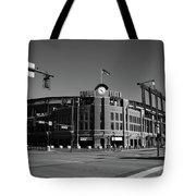 Coors Field - Colorado Rockies Tote Bag