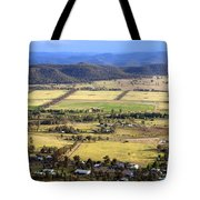 Country Scenic Tote Bag