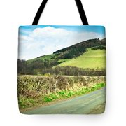 Country Track Tote Bag