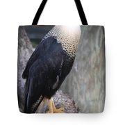 Crested Carara Tote Bag