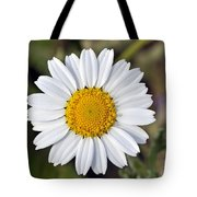 Daisy Flower Tote Bag by George Atsametakis