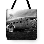 Dc-3 Iceland Tote Bag