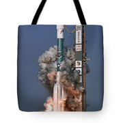 Delta II Rocket Launch Tote Bag