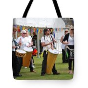 Dende Nation Samba Drum Troupe Tote Bag